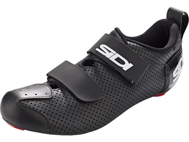 Sidi T-5 Air Carbon Chaussures Homme, black/black